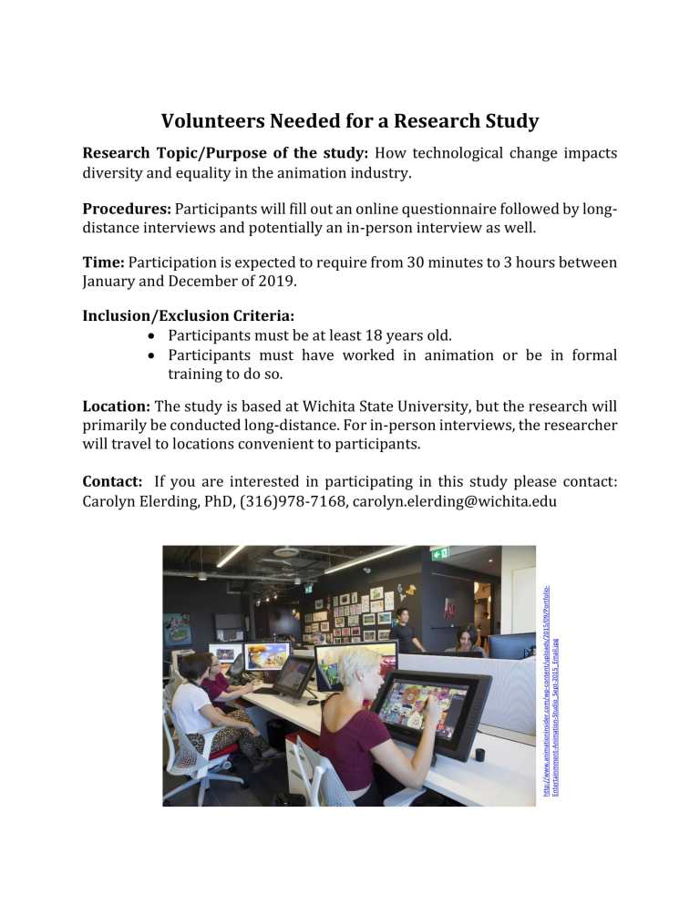 Seeking Participants for Animation Research_flyer-1
